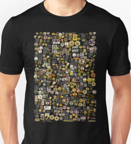 Richmond Virtual Duffle Coat - updated 2017 Premiers version T-Shirt