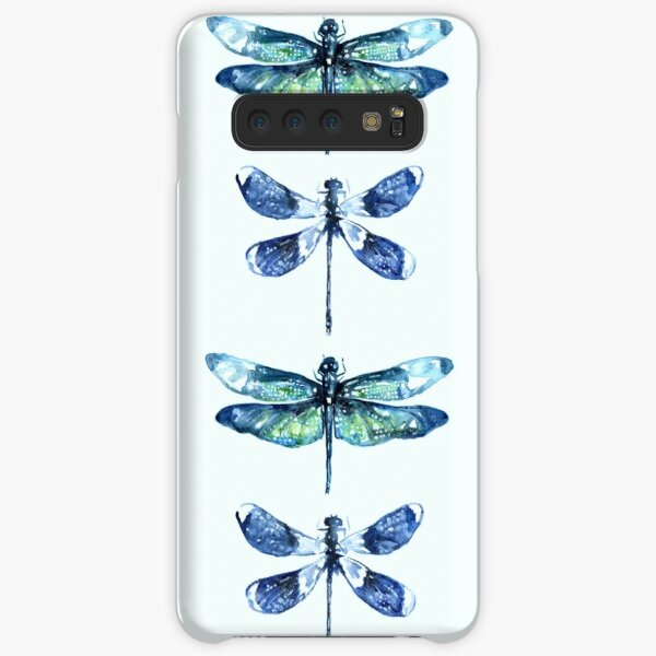 Dragonfly Wings Samsung Galaxy Snap Case