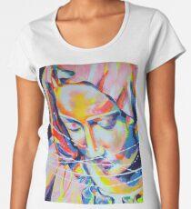 La Pieta inspirée de Michel-Ange Artpainting Women's Premium T-Shirt