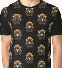 Omniknight Low Poly Art Graphic T-Shirt