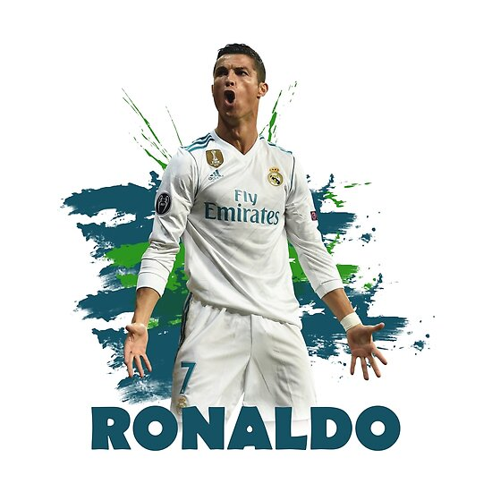 Quot Cristiano Ronaldo Quot Poster By Jay Dr Edits Redbubble