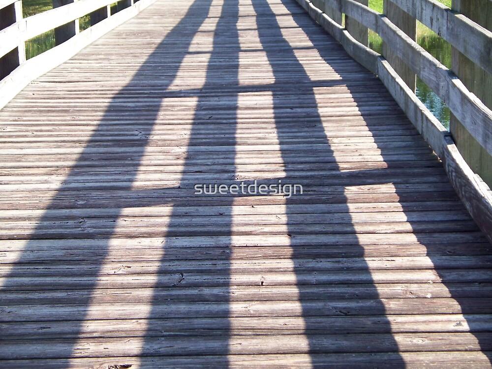 Shadows on the bridge by sweetdesign