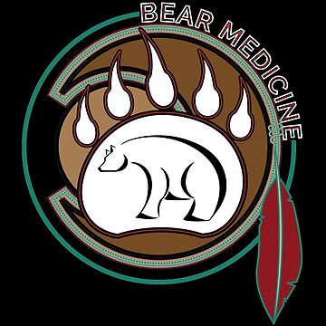 Bear Medicine - Solo 04  by DaleCody