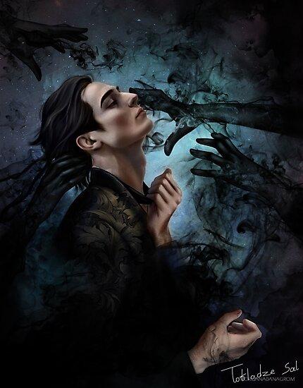Dorian Havilliard by NakaharA