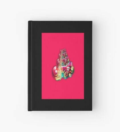 Fabi Ayyi Alai Rabbikuma Tukazzibaan Hardcover Journal