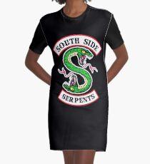 southside serpents riverdale Graphic T-Shirt Dress