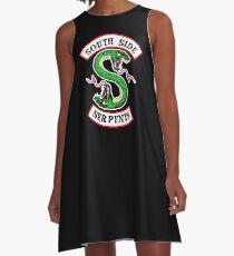 southside serpents riverdale A-Line Dress
