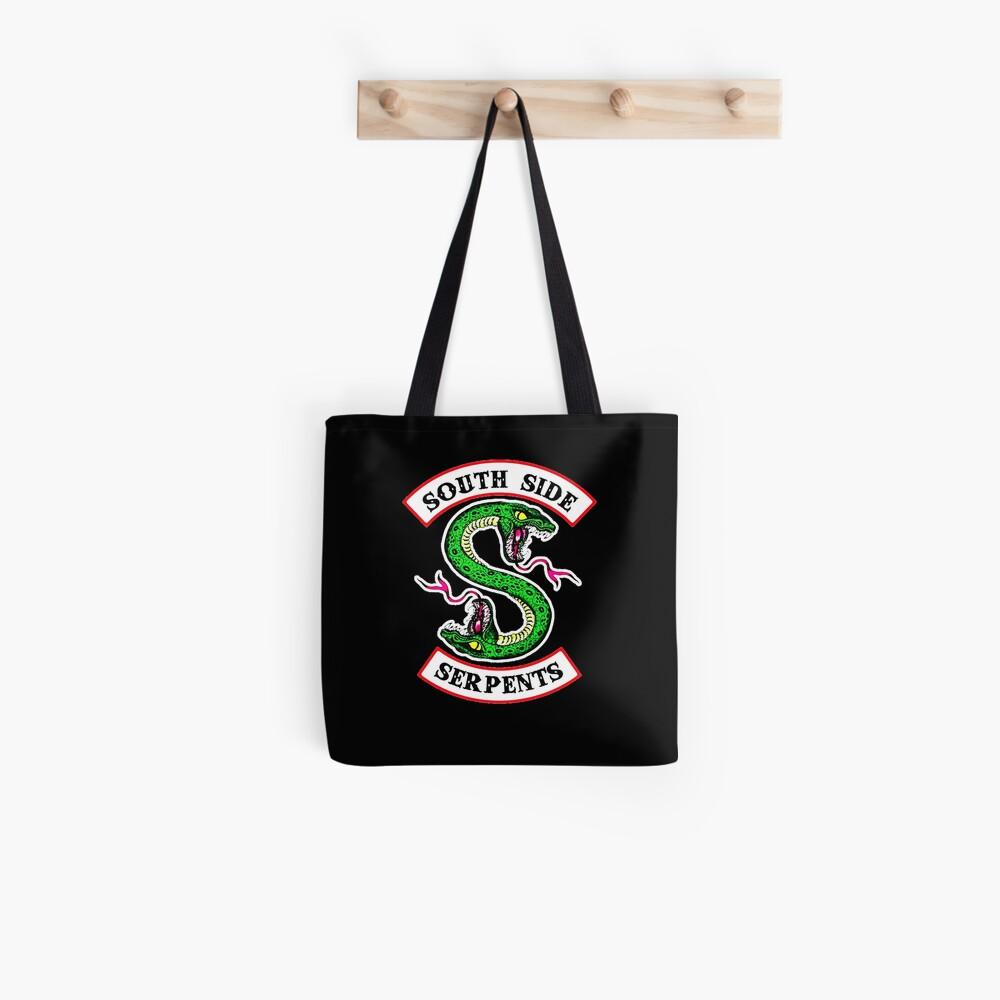 Southside serpientes Riverdale Bolsa de tela