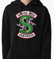 southside serpents riverdale Pullover Hoodie