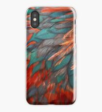 Feathers Texture iPhone Case/Skin