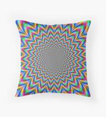 Eye Boggling Rosette Floor Pillow