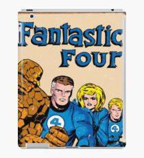 The Fantastic Four iPad Case/Skin