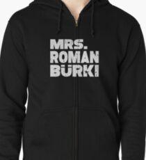 Mrs. Roman Bürki Zipped Hoodie