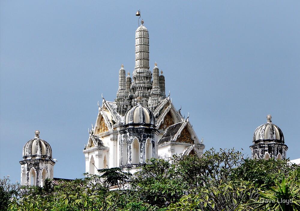 Wang Palace Temple by Dave Lloyd