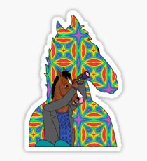 It's Bojack Sticker