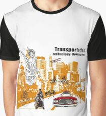 Transportation technology Graphic T-Shirt