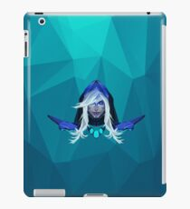 Drow Ranger Low Poly Art iPad Case/Skin