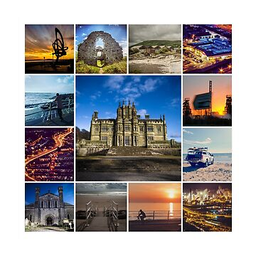 Port Talbot Collage by SimplyMrHill