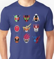 2009-2017 Heisei Phase 2 Unisex T-Shirt