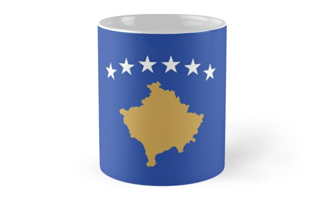 Flag of Kosovo by Countries-Flags