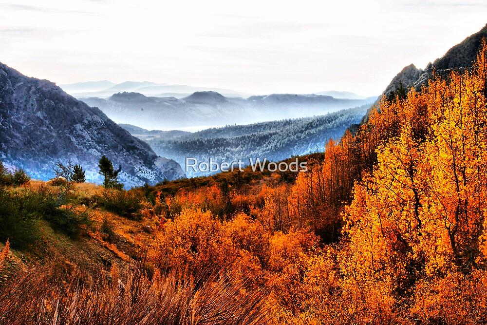 Eastern Sierras by Robert Woods