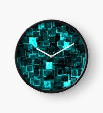 Schaltkreis Kunst Uhr