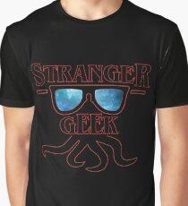 stranger geek stars! Graphic T-Shirt