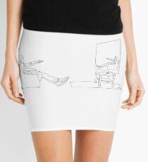 Reality show Mini Skirt