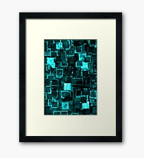 Circuit Art Framed Print