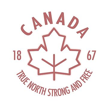 Canada - The True North Strong and Free by bmandigo