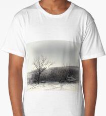 Snow Scene Long T-Shirt
