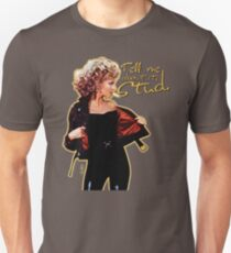 Sandy - Tell me about it Stud! Unisex T-Shirt