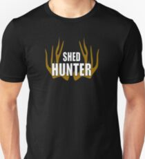 Shed Hunter search for Antlers  T-Shirt