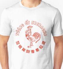 Sriracha Hot Sauce Unisex T-Shirt