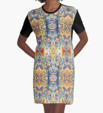 Jerome eight point oh Graphic T-Shirt Dress