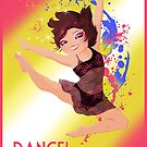 Dance!  by Anna R. Carrino