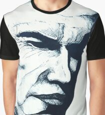 Arnie Inked by LegacyArt86 Graphic T-Shirt