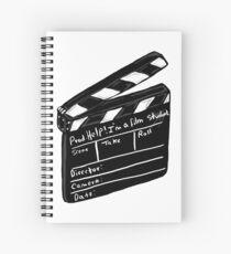 Struggling Film Student Spiral Notebook