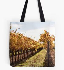 Fall in Sonoma Valley Tote Bag