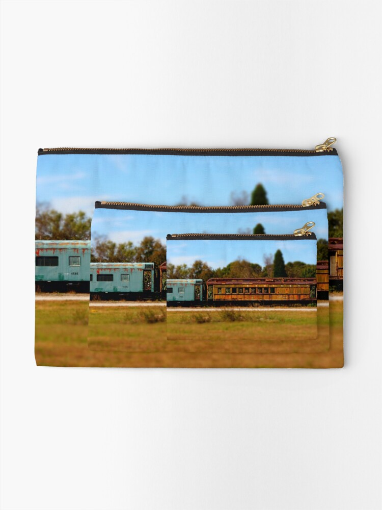 Alternate view of Resting Place Zipper Pouch