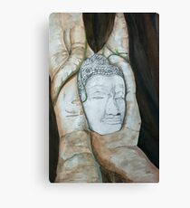 Reappear Canvas Print