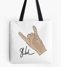 Signature hand Tote Bag