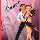 Latin dance by Anna R. Carrino