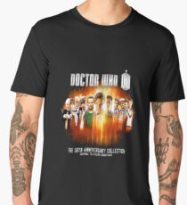 Dr Who 50th Anniversary Men's Premium T-Shirt