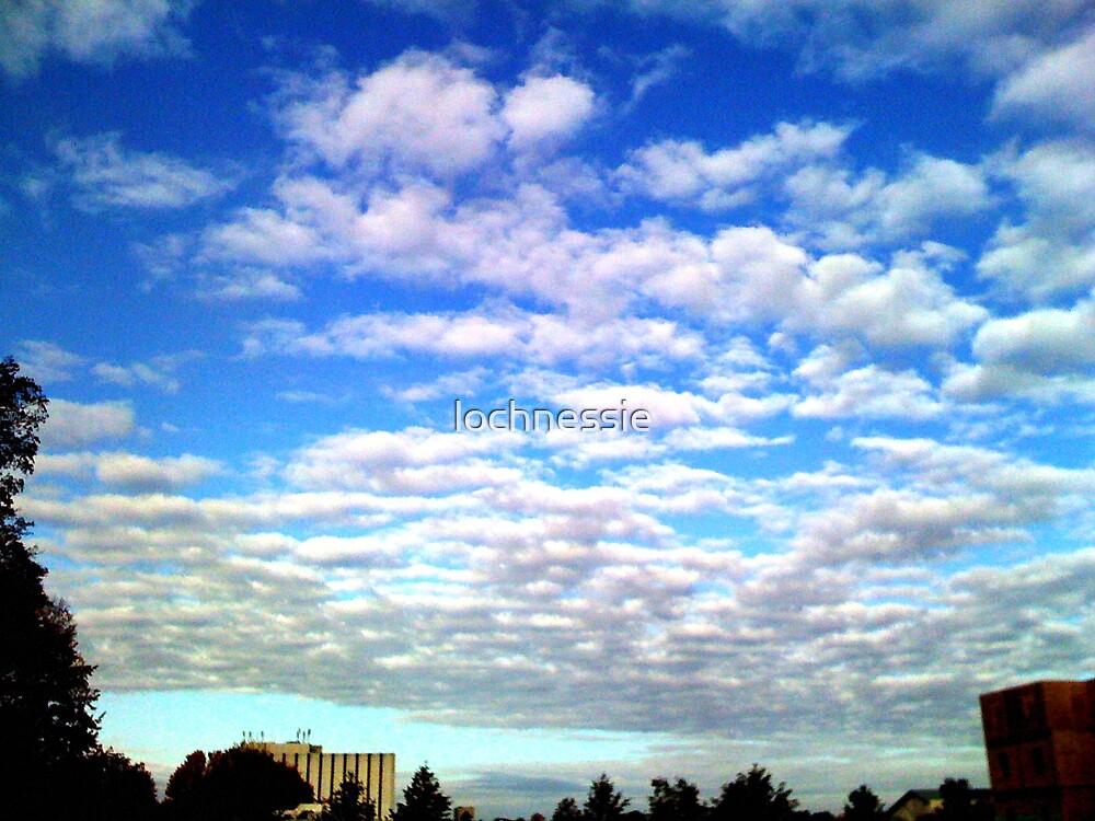 edinboro sky by lochnessie