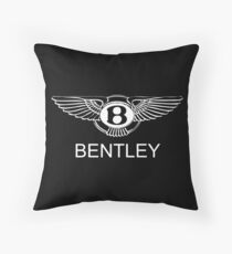 Bentley Motors Limited Throw Pillow