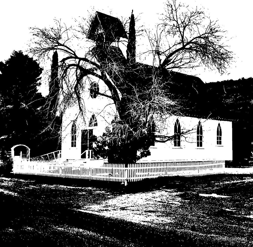 Haunted Church by whiterussian