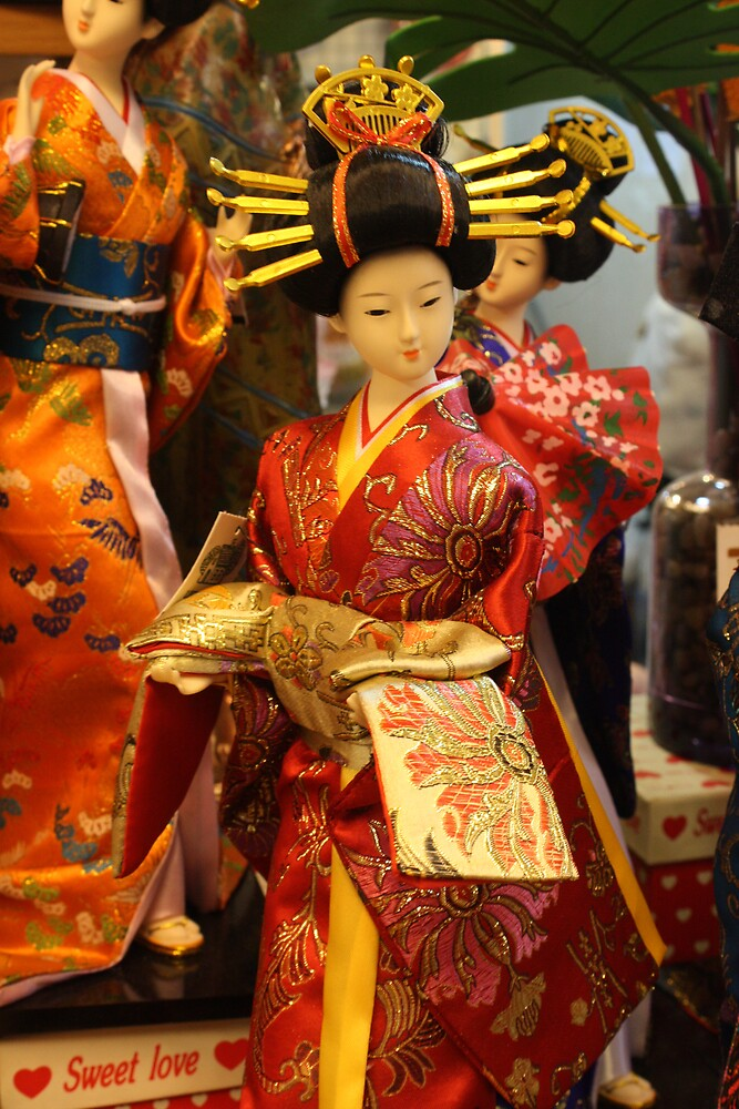 Chinese Doll by Stefan Casaletto
