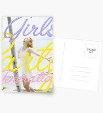 GIRLS GENERATION PARTY SEOHYUN Postcards