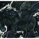 Dark Pegasus by drakhenliche